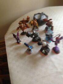 Skylander Giants, portal and XBox 360 game