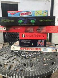 FREE- Selection of family games