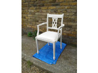 Chair - Beautiful Shabby Chic Comfortable single chair FREE LOCAL DELIVERY