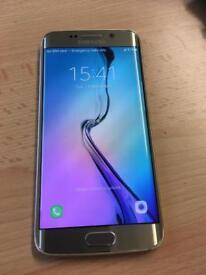 Samsung galaxy s6 edge 64gb gold unlocked