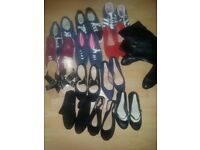 Shoes, boots and trainers