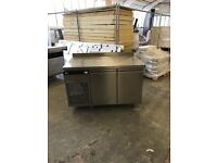 2 number Foster G2 Chiller Cabinet eco pro/Stainless steel