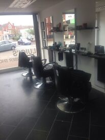BARBER REQUIRED- EARN UPTO £500 A WK