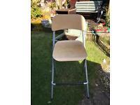 Foldable Ikea chair