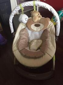 Loved so much Baby bouncer