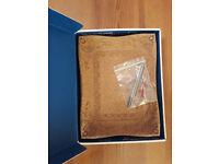 SUCK UK Desktop Cork Pinboard - Picture frame cork - New