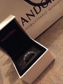 Genuine Pandora Romance Ring