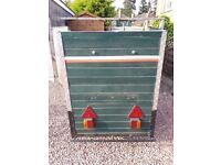 Small, lightweight Wooden Trailer. Excellent condition.