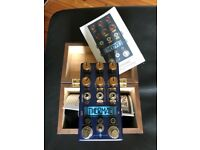 Chase Bliss - Thermae Delay and Pitch Shifter guitar pedal
