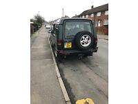 Landrover discovery 2.5 300tdi 1995