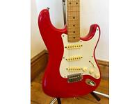 1984-87 Fender Japan Vintage Stratocaster – Red - Courier Delivery