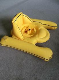 3-12 month baby floatation seat for pool