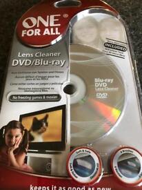 Lens Cleaner DVD/Blu-Ray