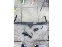 Vw golf mk4 tow bar and electrics