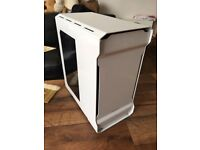 Phanteks ENTHOO EVOLV mATX PC Case White + Bitfenix Recom