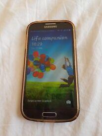 Samsung Galaxy S4 GT-I9505 Unlocked 16GB Dark Blue - MINT