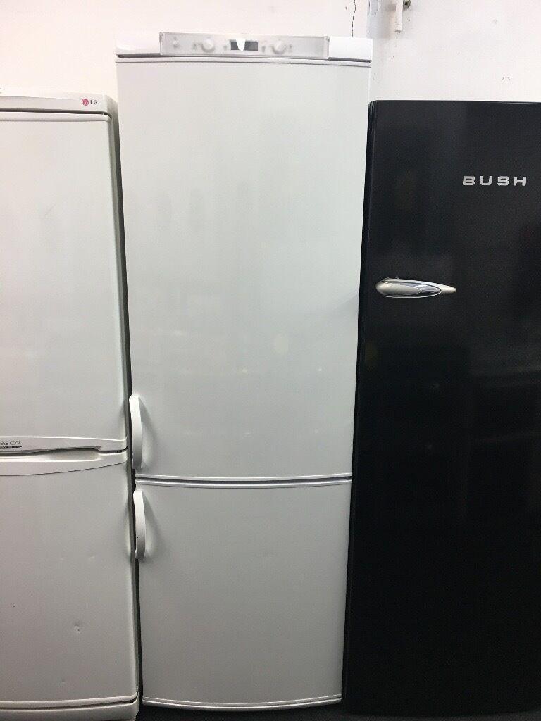 john lewis frost free fridge freezer in white in leeds. Black Bedroom Furniture Sets. Home Design Ideas