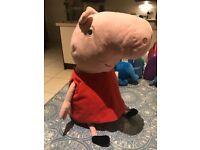 Peppa Pig Soft Toy 45cm