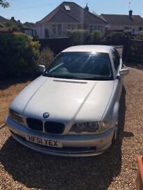 BMW e46 2.2 petrol 3 series