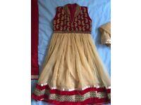 Asian clothes girls suit punjabi