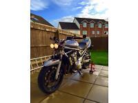 Suzuki gsf650 bandit streetfighter motorcycle