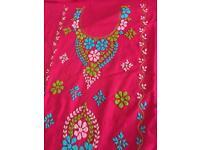 Pakistani summer clothes cotton suits