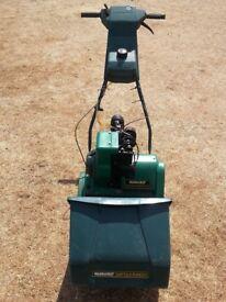qualcast 30s petrol lawnmower in good working order