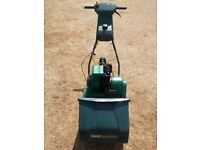 qualcast 30s petrol lawnmower in good working order