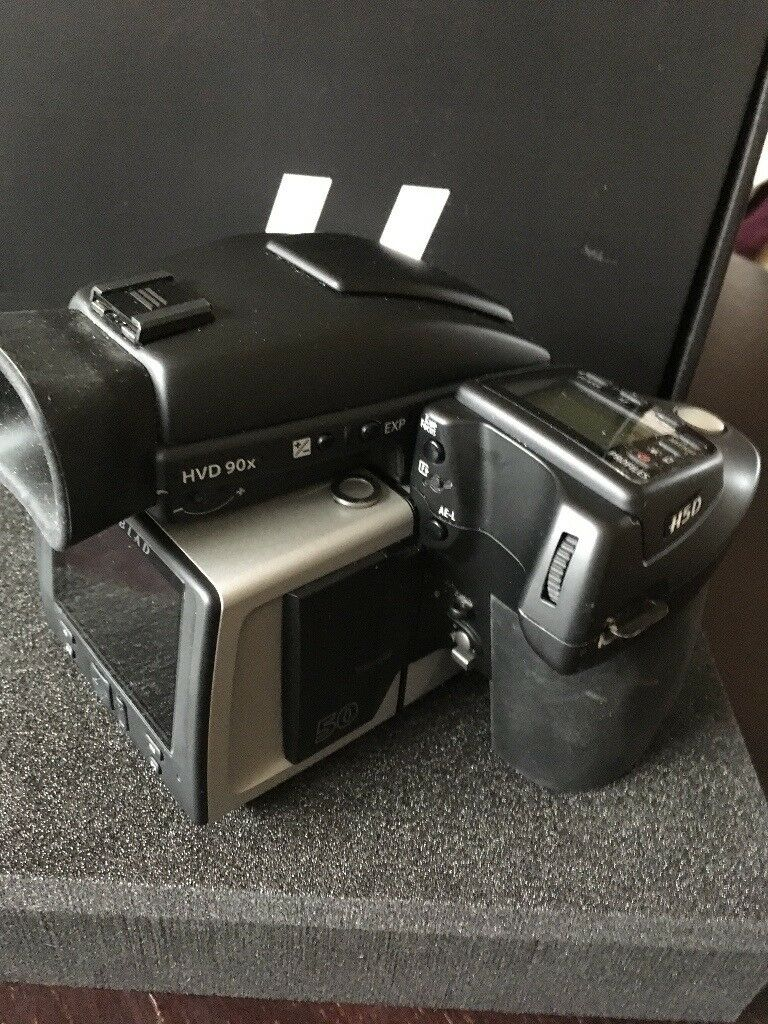 HASSELBLAD H5D-50 Medium Format Digital Camera Body