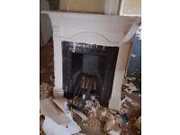 X4 Victorian fire places