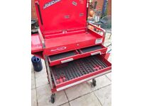 Mechanics Tool Set & Box USED