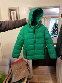 Boys coat 7 years