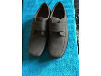 Gents suede shoes new