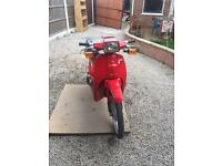 Honda city express 50cc 1988
