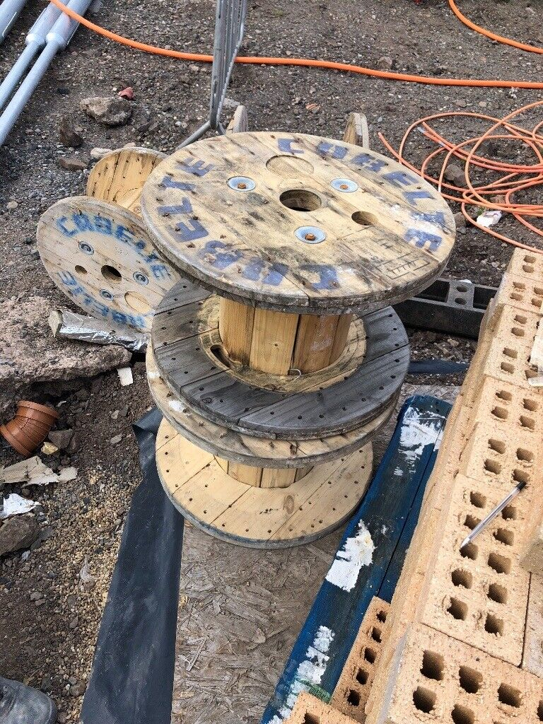 Cable Drum In Newton Mearns Glasgow Gumtree