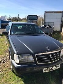 Mercedes 400 SE Auto