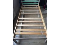 Single Pine Bed - FREE (or donation to charity - Centre for Peaceful Solutions)
