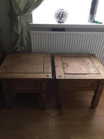 Mexican tables