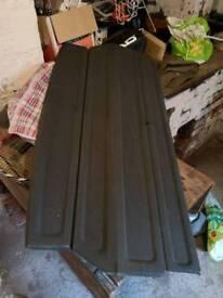 Parcel shelf for vaxuhall meriva 2003-2010