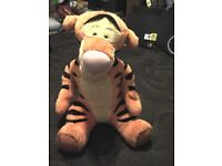 Large Tigger from Winnie the Pooh Soft Toy