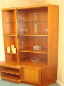 G-Plan Corner Unit - Display Cabinets - Vintage VGC