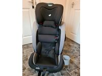 Joie Group 1/2/3 Car seat