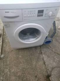 Bosche exxcel 1600 express washing machine