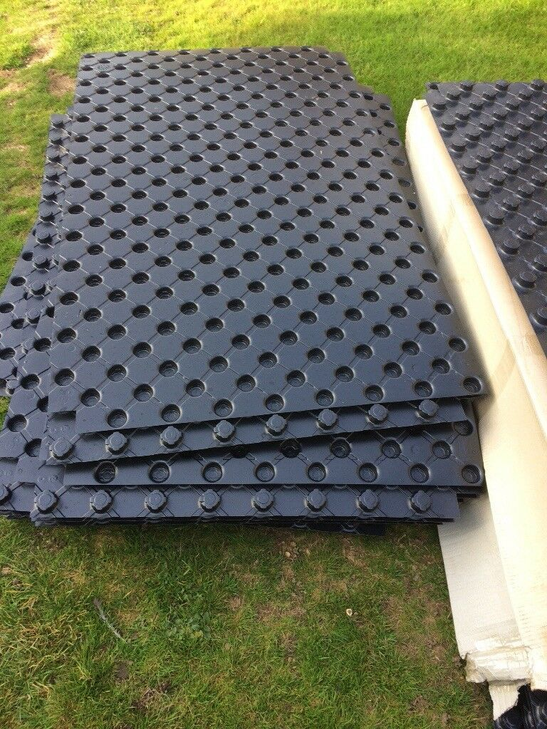 Underfloor Heating Panels