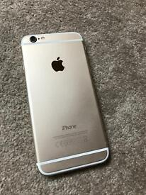 iPhone 6 - 64GB Gold for sale