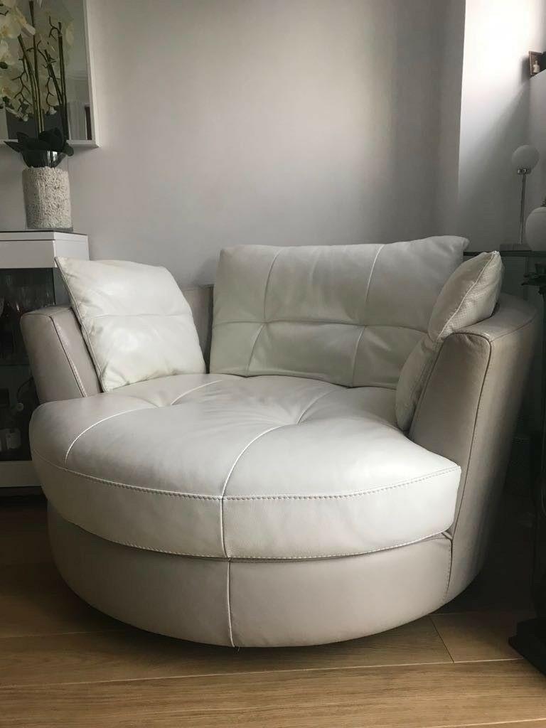 Reserved Dfs Swivel Chair In Bathgate West Lothian