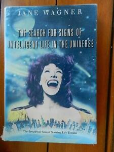 book about lily tomlin  with signed card  inside book Cornwall Ontario image 1