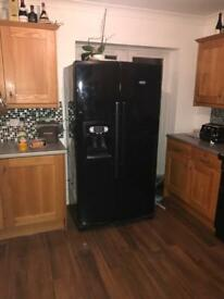 Whirlpool fridge and freezer £50 Or nearest offer