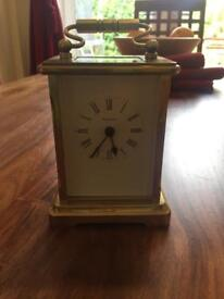 Brass Carraige Clock