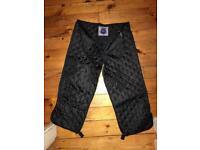 Men's size xl motorbike trouser liners